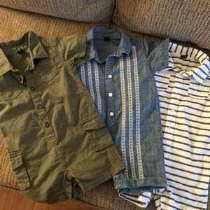 Old Navy 18-24 Mo Rompers